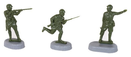 Zvezda Models 1/72 Soviet Infantry 1941 (Snap Kit)