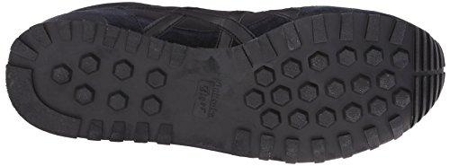 Onitsuka Tiger Unisex Colorado Eighty-five Running Shoe,  Black/Black, 9.5 Men's M US/11 Women's M US