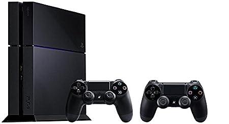 PlayStation 4 - Consola + 2 Mandos DualShock 4