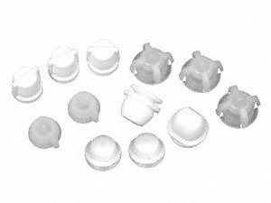 Dorman 49447 Windshield Wiper Linkage Bushing Assortment, 11 Piece front-374644