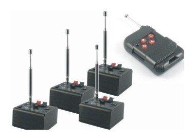 AlphaFire 4Q Pyrotechnic Wireless Radio Firing System