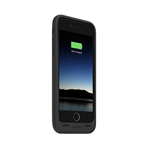 日本正規代理店品・保証付mophie juice pack air for iPhone 6s/6 (2,750mAh バッテリー内蔵ケース) ブラック MOP-PH-000068