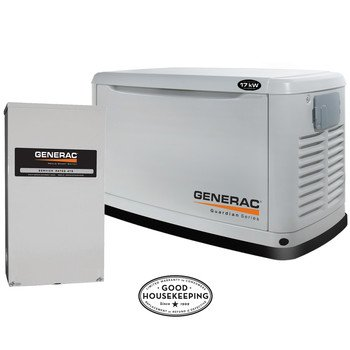 Generac Guardian Series 6053 17,000 Watt Air-Cooled