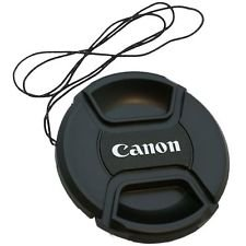 Replacement Lens cap for 77mm front threaded Canon Lenses