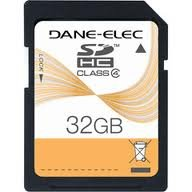 Fujifilm FinePix S4200 Digital Camera Memory Card 32GB Secure Digital (SDHC) Flash Memory Card by Dane-Elec