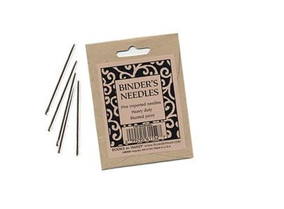 Lineco Bookbinders Needles pack of 5