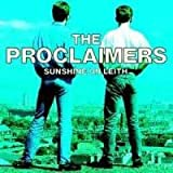 THE PROCLAIMERS SUNSHINE ON LEITH VINYL LP THE PROCLAIMERS