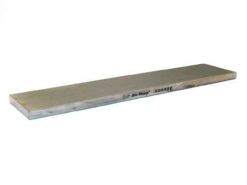 DMT D11C 11-1/2-Inch Dia-Sharp Continuous Diamond Surface Sharpening Bench Stone Coarse