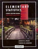 (WCS)Student Solutions Manual t/a Elementary Statistics Custom for Metro State College Revised
