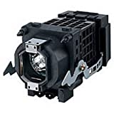 Electrified Replacement Lamp with Housing for KDF-46E2000 KDF46E2000 for Sony Televisions - 150 Day Electrified Warranty