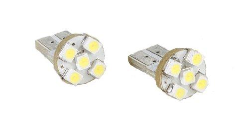 194 168 T10 Wedge SMD High Power LED HYPER WHITE