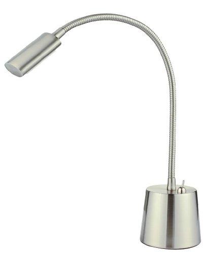 Lampsatin Task Floor Lamps Desk Steel Gooseneck