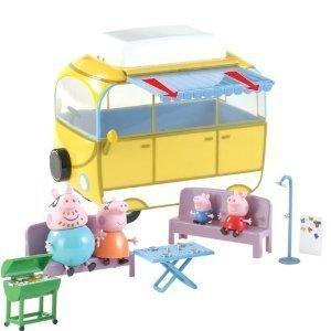 Peppa Pig Camper Van Playset Toy