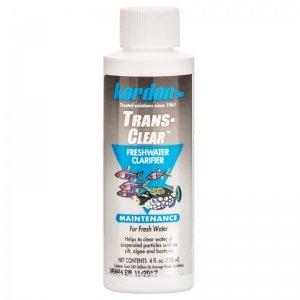 Kordon #32244 Trans Clear Fresh Water For Aquarium, 4-Ounce