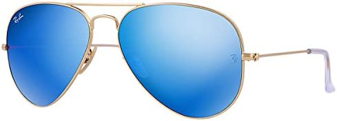Ray-Ban Aviator Sunglasses (Gold) (0RB3025)