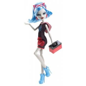 mattel y  doll	monster high ghoulia