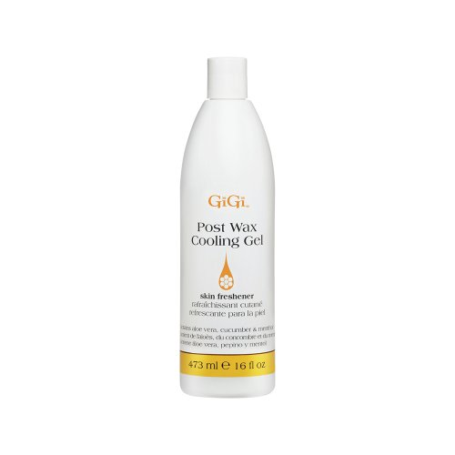 Gigi Post Wax Cooling Gel, 16 Ounce