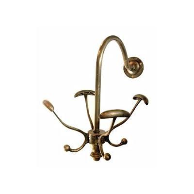 Yates 4 Arm Iron Hook Hanger