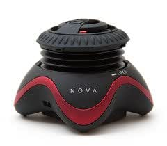 Nova Mini Portable Speaker By Tego Audio (Black)