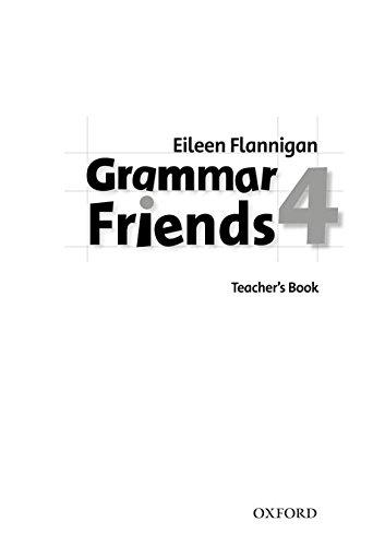 Grammar Friends 4: Teacher's Book