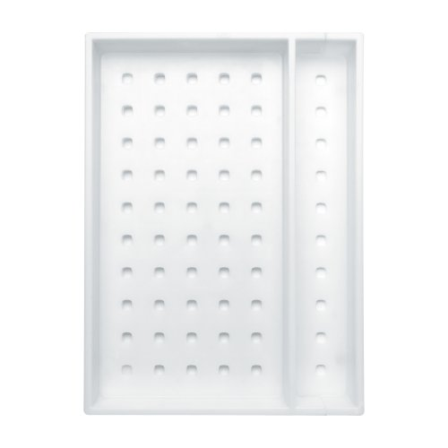 OXO Good Grips Adjustable Drawer Organizer made our list of RVing Tips For Beginners