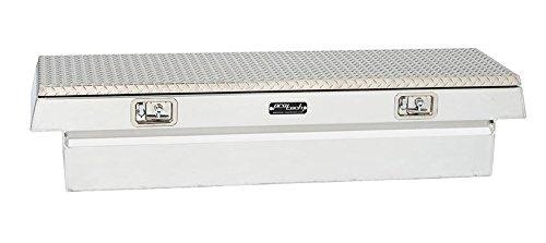 Aluminium Cross-Body ToolBox w/Single Diamond Plate Lid (Protech Tool Box compare prices)