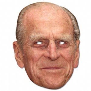 Celebrity Masks - Prince Philip