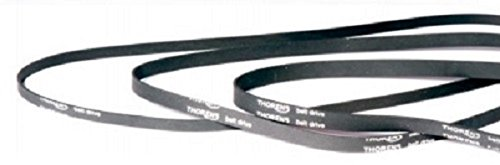 Thorens Genuine OEM Standard Turntable Drive Belt Fits Most Models, 680057