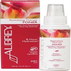 Aubrey Organics - Revitalizing Therapy Toner, 3.4 Fl Oz Liquid