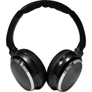 Pyle Home Phpnc85 High-Fidelity Noise-Canceling Headphones With Carrying Case