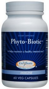 Phyto-Biotic Enzymatic Therapy Inc. 60 Caps
