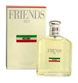 FRIENDS MEN Eau de toilette spray 125ml