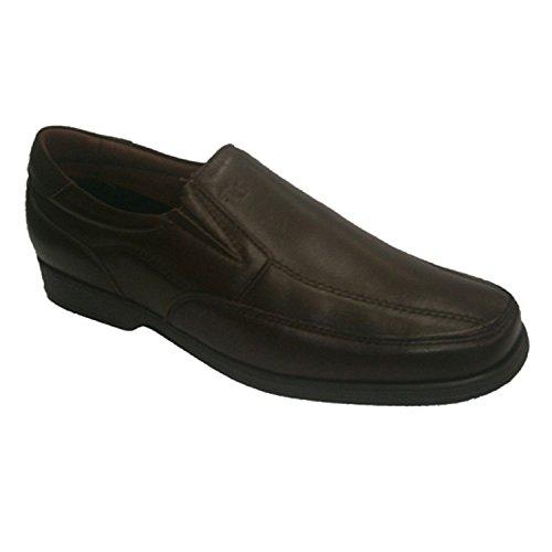 Pneumatici in gomma per scarpe piatta con lama alta Pitillos marrone taille 42