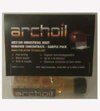 Archoil AR5100 Water Based High Concentration Corrosion Remover (25ml)