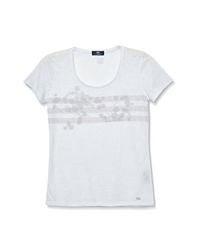 TBS Camiseta Manga Corta Yeltee Blanco