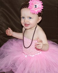 Basic Ballet Pink 3-Layered Tutu Girls 3-8. Select color: Pink by Lil Princess