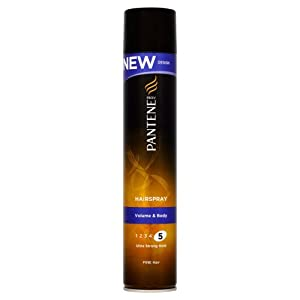 Pantene Perfect Volume Hairspray 300 ml (Pack of 3)