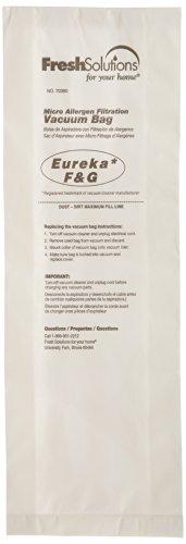 Fresh Solutions 70390 Eureka F&G Micro Filtration Vacuum Bags, Qty 3