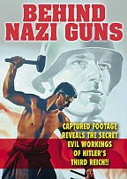 Cover art for  WWII - Behind Nazi Guns