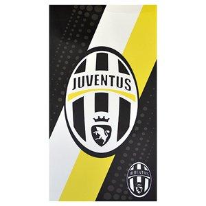 official-football-merchandise-serviette-de-bain-100-coton-75-x-150-cm-juventus