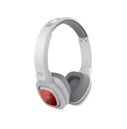 Jbl J56 Bt Bluetooth Wireless On-Ear Stereo Headphone, White