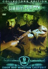 Cowboys & Piraten Glanz-Box Edition (9 Filme) [Collector's Edition] [3 DVDs]