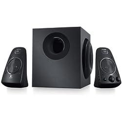 Logitech Z623 200-Watt RMS 2.1 Home Speaker System - Black