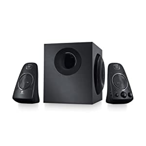 Logitech Z-623 2.1 Speaker at Rs 7095 Off from Amazon India