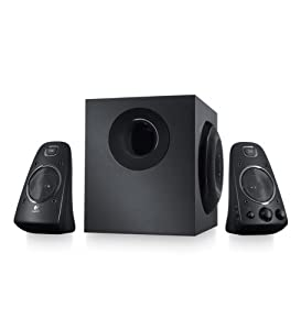 Logitech Z623 980-000402 200 Watt Speaker System (Black)