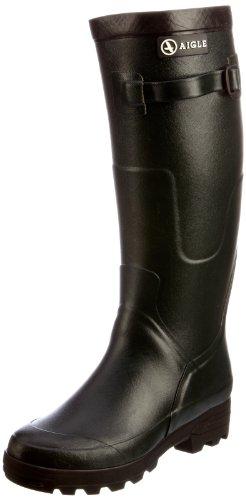Aigle Unisex Benyl M Bronze Wellingtons Boots 85788 2.5 UK, 35 EU