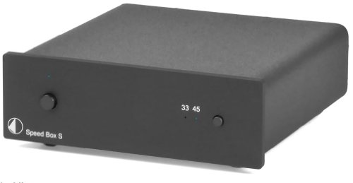 PRO-JECT - SPEED BOX S (BLACK)