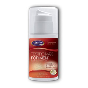 Life-Flo Testro Max for Men, 4-Ounce ( Multi-Pack)