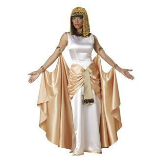 Women Small (See Msmts) - Deluxe In Character Cleopatra Costume