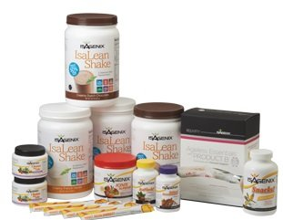 Isagenix 30-Day Cleansing And Fat Burning System